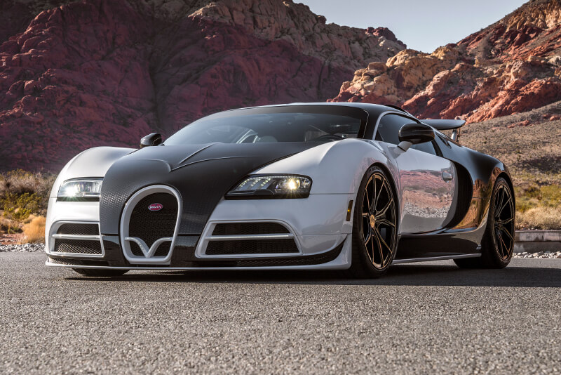 aaaedbcb bugatti veyron mansory exterior front angle royalty exotic cars