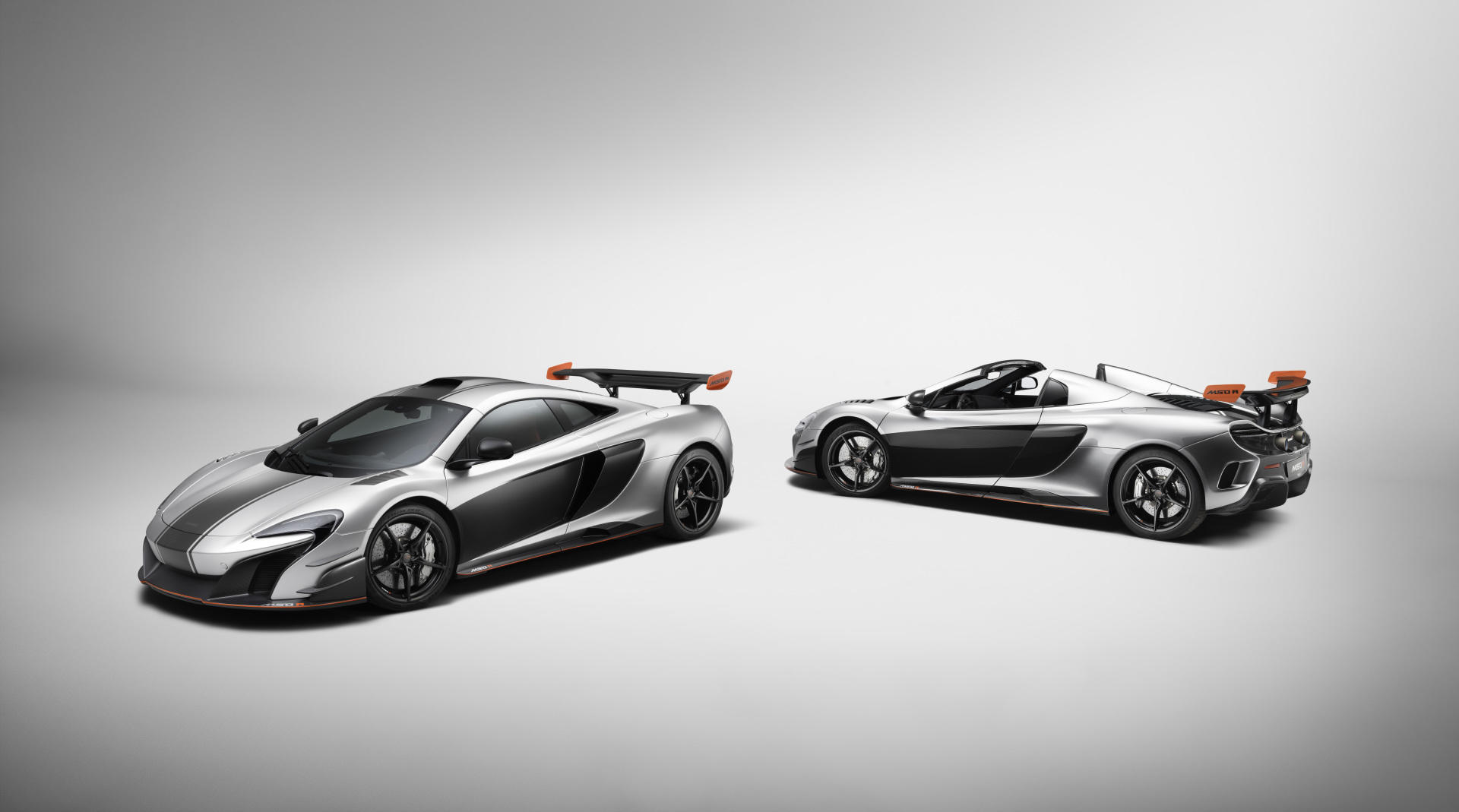 The MSO R is a 688-horsepower sports car custom-built by McLaren and of which only two units will exist