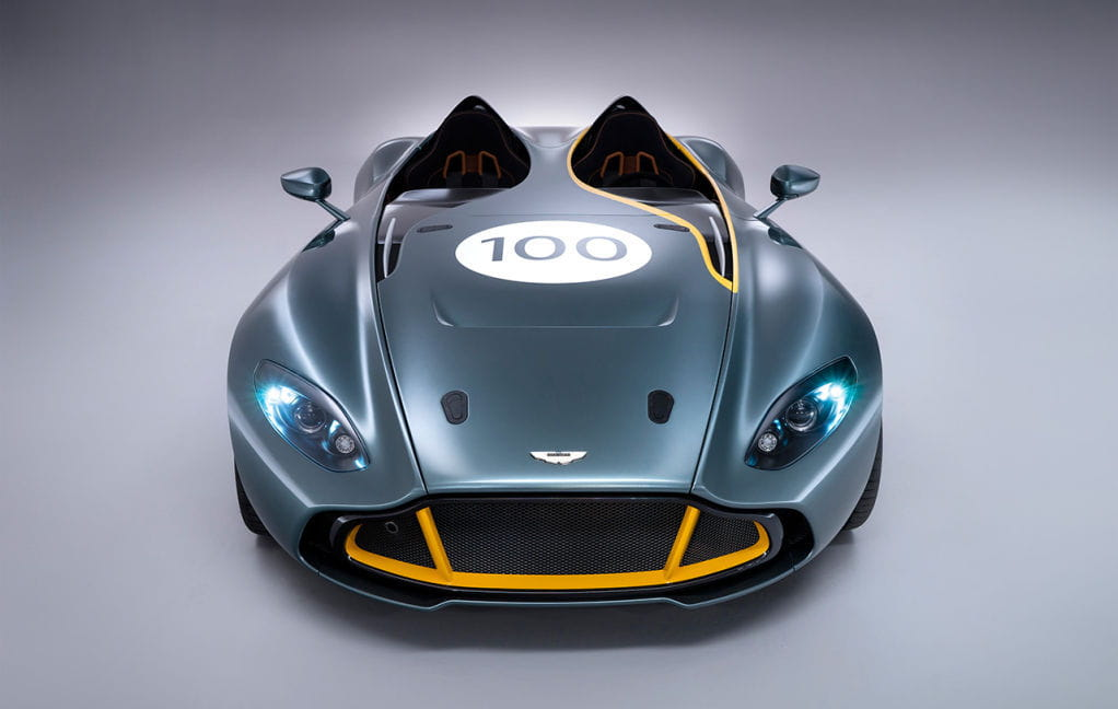 Jaguar F-Type Project 7 and Aston Martin CC100: Ode to British Motorsports