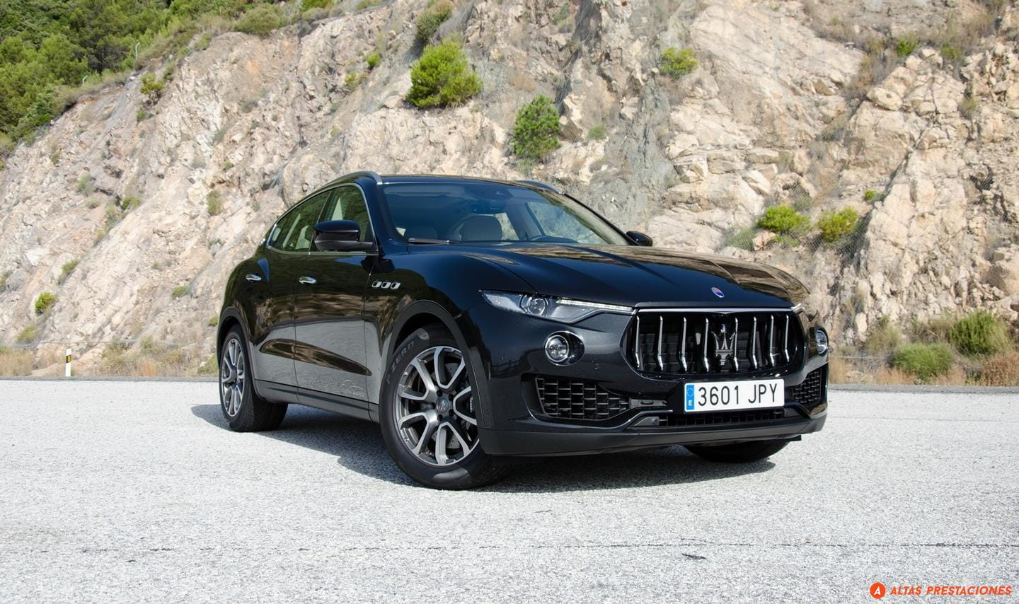 Test Maserati Levante S 430 CV: from the circuit to the end of the world