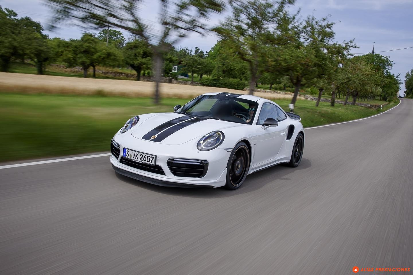 Porsche 911 Turbo S Exclusive Series Test At The Controls Of The King Among The Turbo Supercar Search Engine
