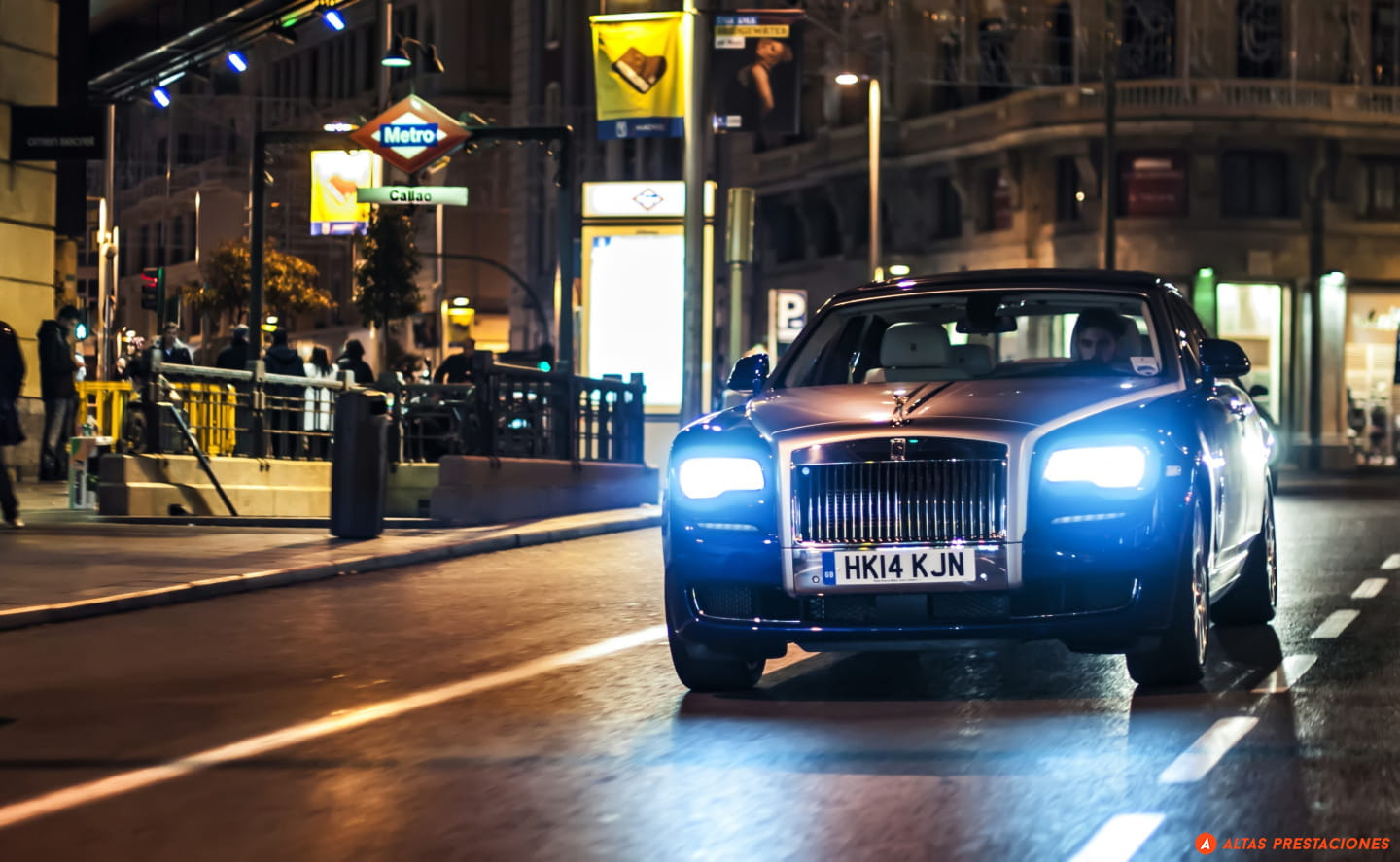 Rolls-Royce Ghost on the test: 12 hours with the Ghost