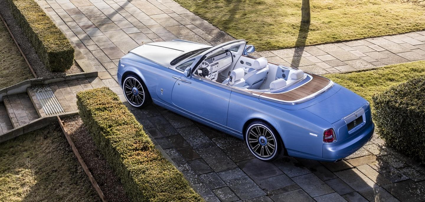Looking for Rolls?  These were the 7 best and most exclusive Rolls-Royce made in 2016