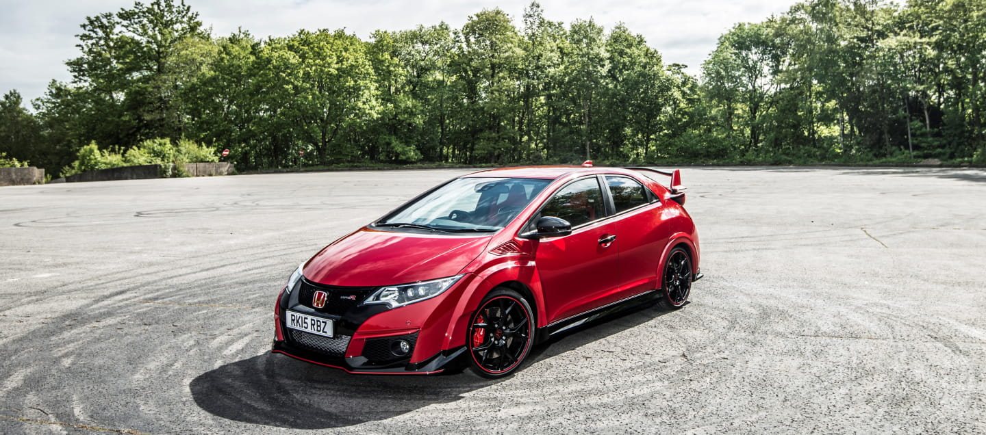 5 keys to fall in love, in case you haven't already, with the Honda Civic Type R