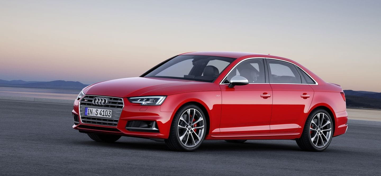 Audi S4 2016 and S4 Avant 2016, return to discreet sportiness with 354 hp