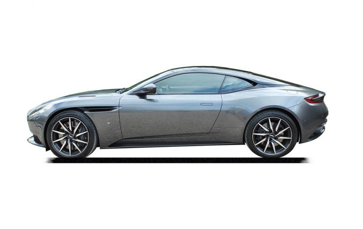 Hire A Aston Martin DB In UK