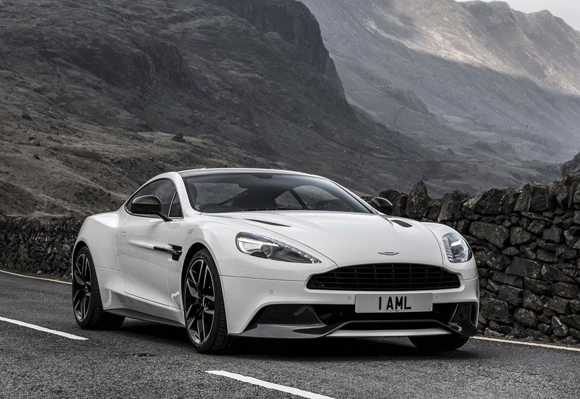 Hire A Aston Martin Vanquish In UK
