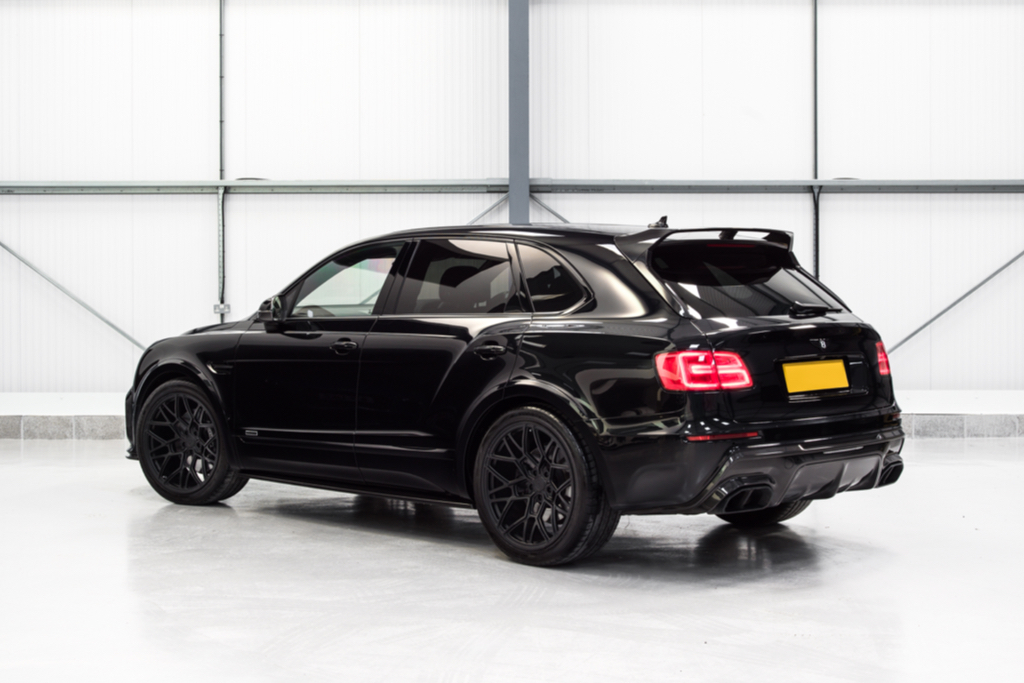 Hire A Bentley Bentayga In UK