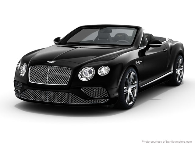 Hire A Bentley Continental GTC In Europe