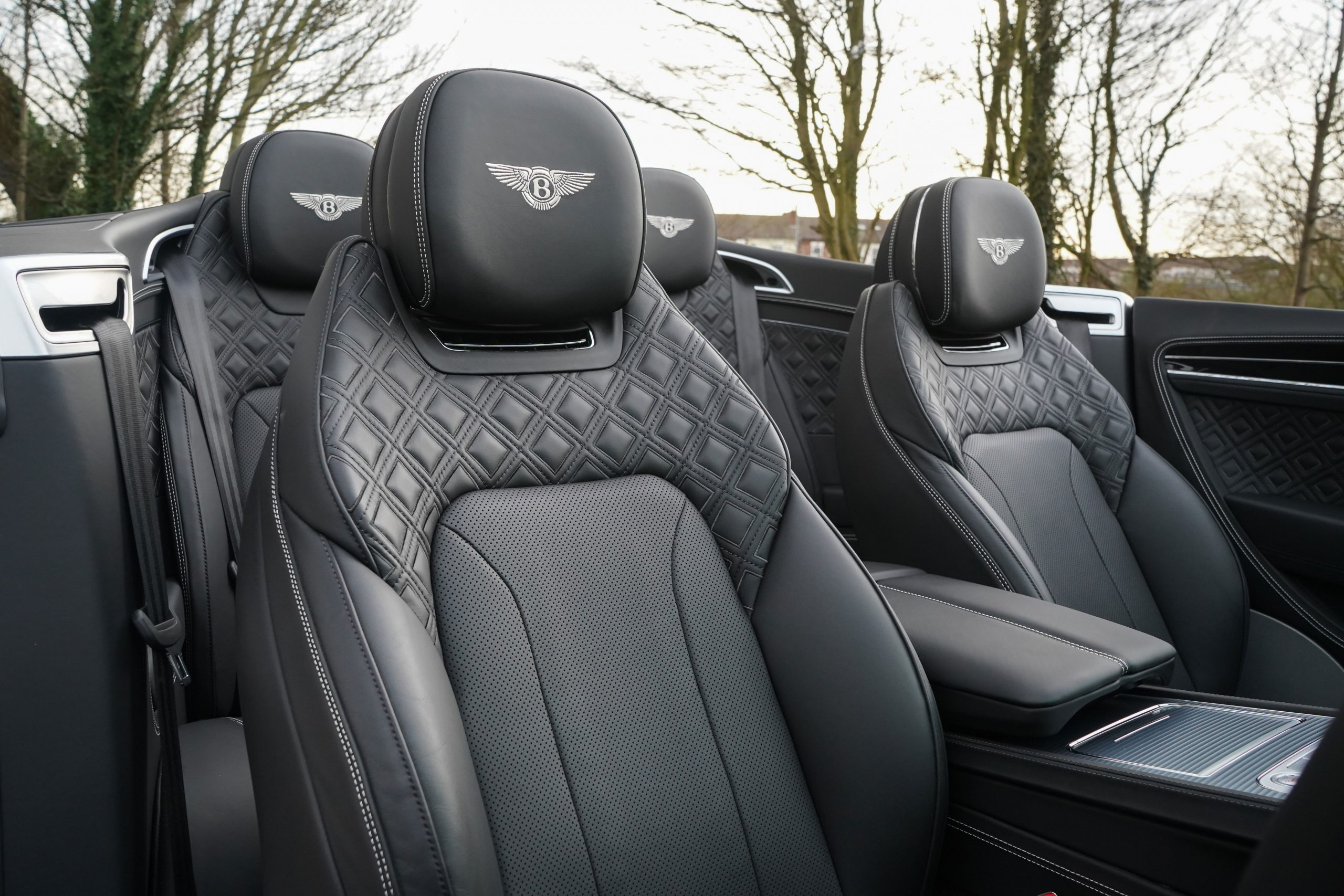 Hire A Bentley Continental GTC In UK