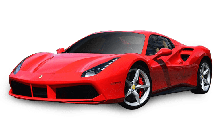 Hire A Ferrari 488 Spider Convertible In Las Vegas