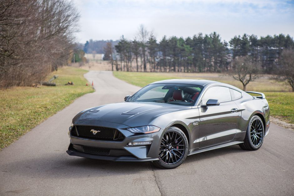 Hire A Ford Mustang Gt In Europe
