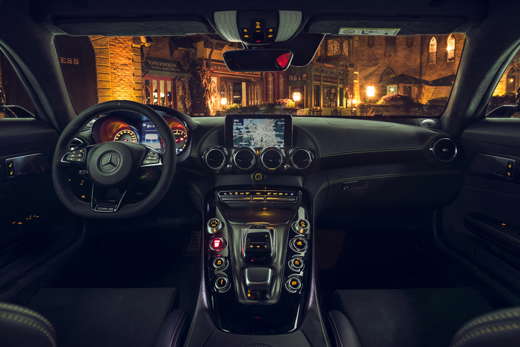 Hire A Mercedes AMG GT S In UK