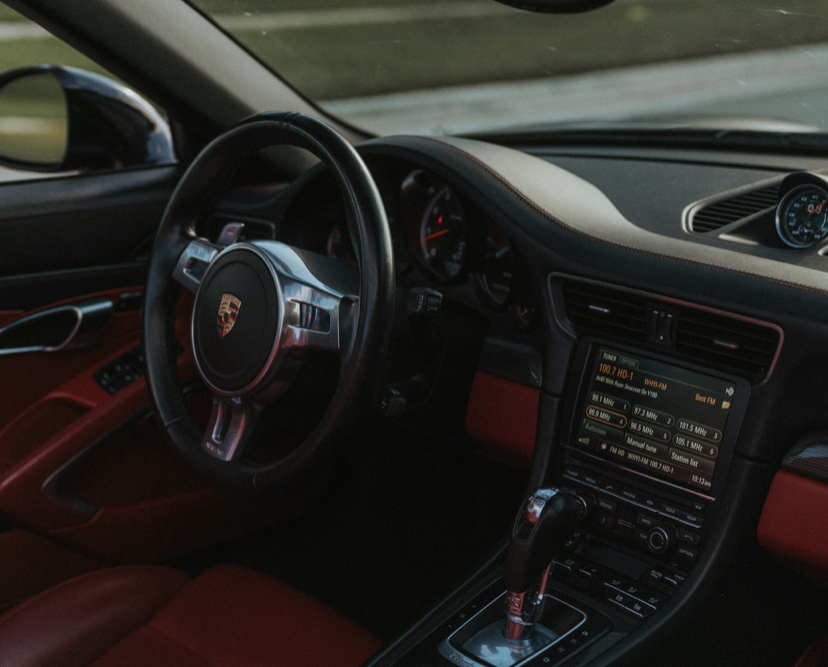 Hire A Porsche  Turbo S Cabriolet In UK