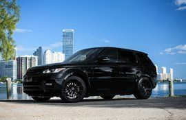Hire A Range Rover Sport In UK