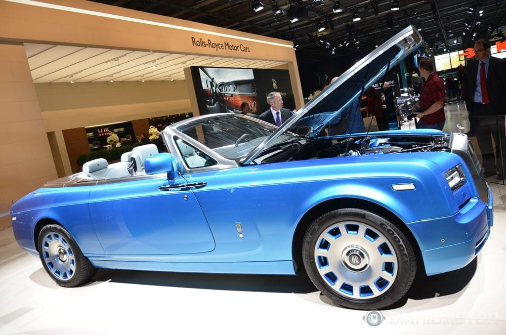 Rolls-Royce Phantom Drophead Coupe Waterspeed Collection<