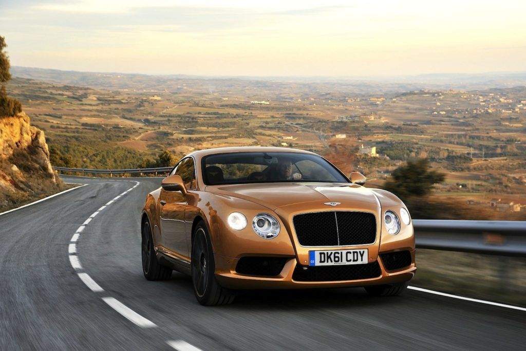 Hire A Bentley Continental GT In UK